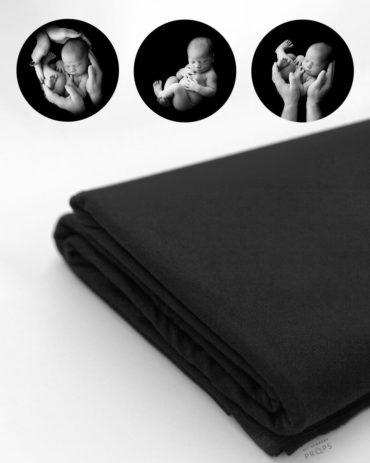 Blanket-for-Newborn-Photography-black-backdrop-europe-Accessoire-für-das-Babyposing