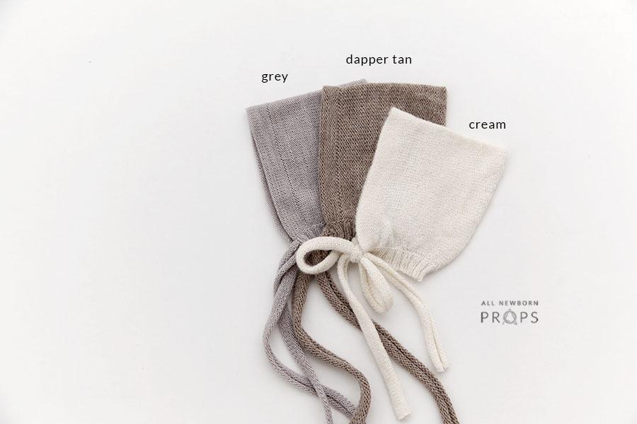 newborn-photography-hat-baby-boy-cream-grey-brown-white-europe