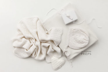 baby-props-bundle-set-posing-backdrop-wrap-bonnet-headband-white-europe
