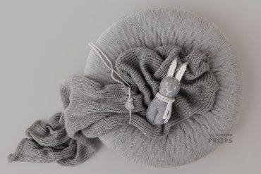 newborn-photography-sets-neugeborenen-nest-wrap-headband-bunny-europe
