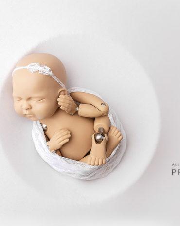 newborn-props-photography-girl-set-up-baby-wraps-tieback-headband-backdrop-white-all
