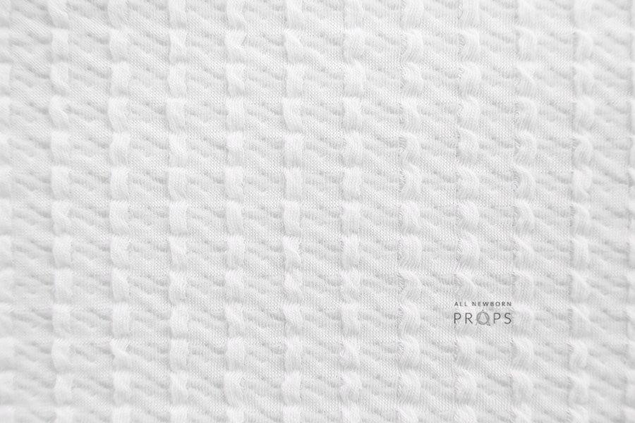 Newborn-Backdrop-Fabric-white-textured-stretchy-photography-props-dekorationsstoffe-eu